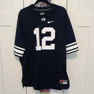 BYU Nike Jersey #12